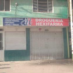 Droguería Hexifarma en Bogotá