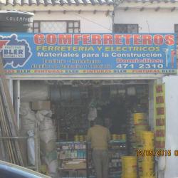 Comferreteros en Bogotá