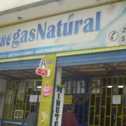 Ferregas Natural en Bogotá