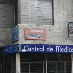 Central de Medias en Bogotá