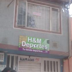 H&M Deportes en Bogotá