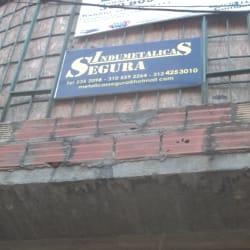 Indumetalicas Segura en Bogotá