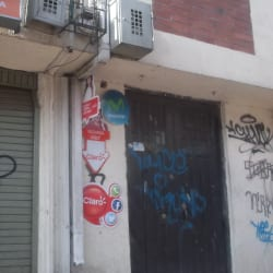 Internet Llamadas Recargas Calle 132D en Bogotá