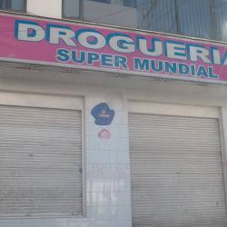 Drogueria Super Mundial en Bogotá