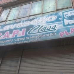 Lavaseco Rapiclass en Bogotá
