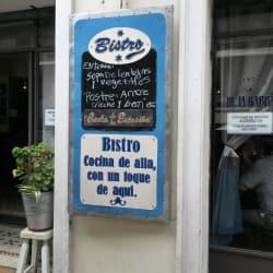 Café Bistro en Santiago