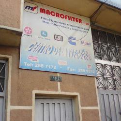 Macrofilter Ltda en Bogotá