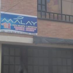 Malay Ropa Infantil y Deportiva en Bogotá
