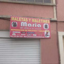 Maletas y Maletines Maria en Bogotá