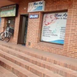 Marc Azul Spa de Uñas en Bogotá