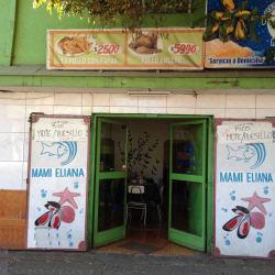 Fuente de Soda Mami Eliana en Santiago