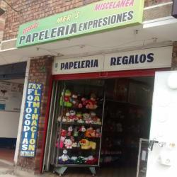 Mer's Papelería Expresiones   en Bogotá