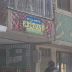 Merca - Fruver Exitoso en Bogotá