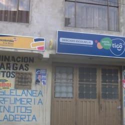 Mercado Escolar J.H en Bogotá