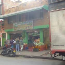 Mercafruver de la 46 en Bogotá