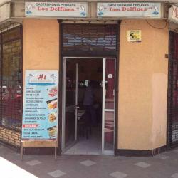 Los Delfines Restaurant en Santiago