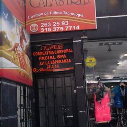 Calasiris en Bogotá