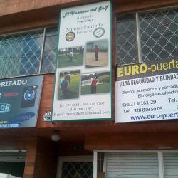 Golfitos el Universo del Golf en Bogotá