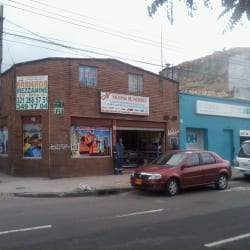 Nacional de Overoles en Bogotá