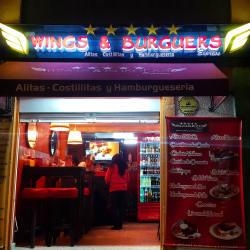 Wings & burgers express  en Bogotá