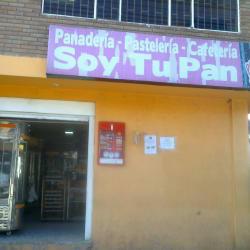 Panadería Pastelería Cafetería Soy Tu Pan en Bogotá