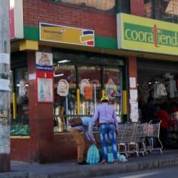 Cooratiendas El Muelle en Bogotá