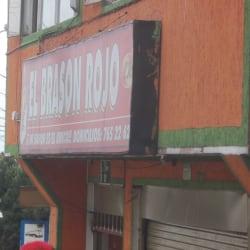 El Brason Rojo LR en Bogotá