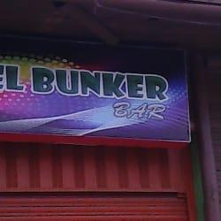 El Bunker Bar en Bogotá
