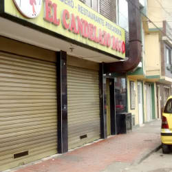 El Candelazo Rojo en Bogotá