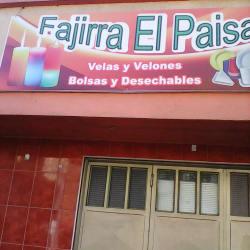 Fajirra Paisa en Bogotá