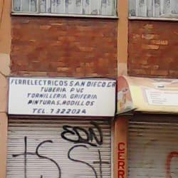 Ferrelectricos San Diego en Bogotá