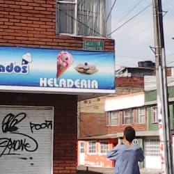 Heladería Calle 18 en Bogotá