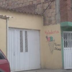 Heladeria -obleas en Bogotá