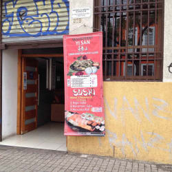 Yi San Restaurant en Santiago