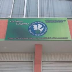 Iglesia Cristiana Tiempos de Refrigerio en Bogotá