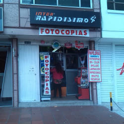 Interapidisimo en Bogotá