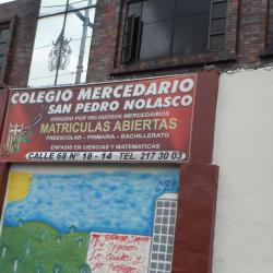Colegio Mercedario San Pedro Nolasco en Bogotá