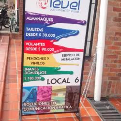 Level Comunicacion Visual en Bogotá