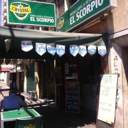 El Scorpio Fuente de Soda en Santiago