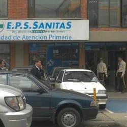 E.P.S. Sanitas UAP - Unidad de Atención Primaria Toberín en Bogotá