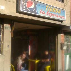 Tienda La Esperanza Carrera 81A en Bogotá