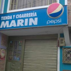 Tienda y Cigarreria Marin en Bogotá