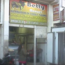 Betty y manuel en Bogotá
