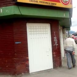 Frisbi Broaster Y Frito en Bogotá