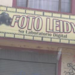 Foto Leidy en Bogotá