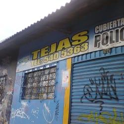 Tejas en Bogotá