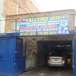 Talleres Jose en Bogotá