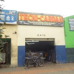Tecni-cardan en Bogotá