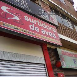 Surtidora de Aves J,b en Bogotá