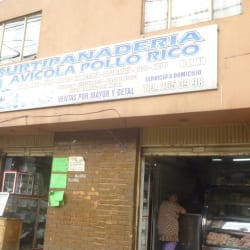Surtipanaderia Avicola Pollo Rico en Bogotá